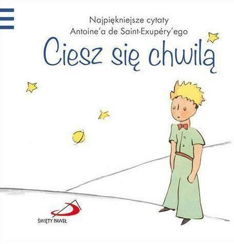 Mały Książę - Ciesz się chwilą