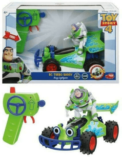 Pojazd RC Buggy i Buzz Astral 20cm Toy Story 4