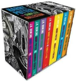 Harry Potter Boxed Set: The Complete Collection.
