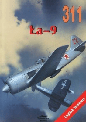 Ławoczkin Ła-9 Nr 311 - praca zbiorowa - Książki Historia, archeologia