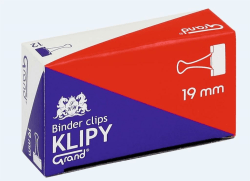 Klipy 19 mm Grand