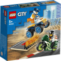 LEGO® City. Nitro Wheels. Ekipa kaskaderów. 60255.