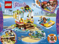 Friends - LEGO® Friends. Na ratunek żółwiom. 41376.