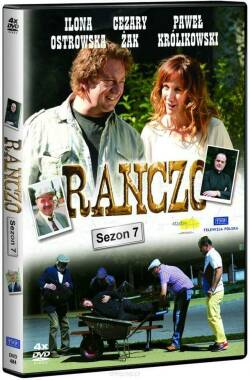 Ranczo. Sezon 7 (4 DVD)
