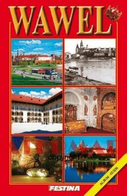 Album Wawel - mini - wersja angielska - JabłońskiRafał - Książki Literatura piękna