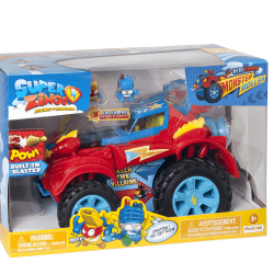 Super Zings. Hero Truck Monster Roller.