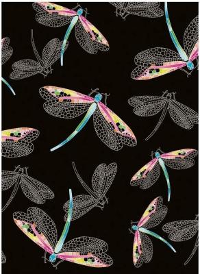 Karnet B6 z kopertą Dragonflies - Museums & Galleries - Książki Kalendarze, gadżety i akcesoria