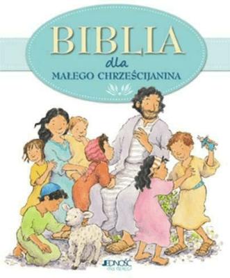 Biblia dla małego chrześcijanina - PasqualiElena - Książki Religioznawstwo, nauki teologiczne