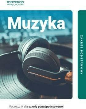 muzyka podręcznik dla szkoły ponadpodstawowej małgorzata rykowska