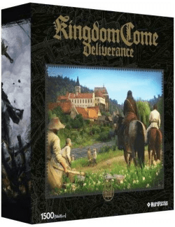 Puzzle Kingdome come: Deliverance - Zamek 1500