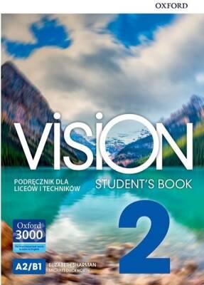 vision 2 podręcznik dla liceów i techników student's book