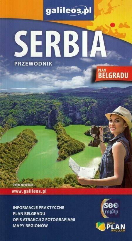 Serbia. Przewodnik ilustrowany