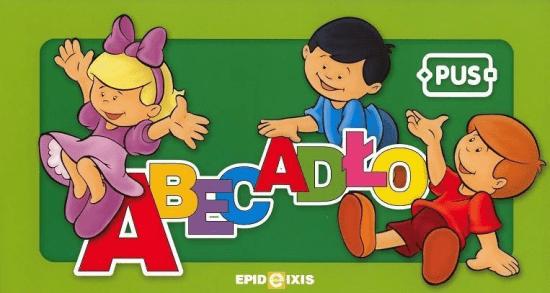 Abecadło 1 - PyrgiesDorota - Książki Podręczniki do szkół podst. i średnich