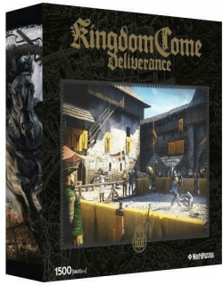 Puzzle Kingdome come: Deliverance - Turniej 1500