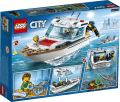 City - LEGO® City Great Vehicles. Jacht. 60221.