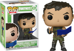 Figurka Funko Pop: Fortnite S1 - Assault Trooper