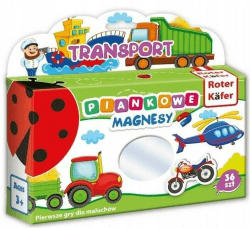 Transport. Magnesy piankowe