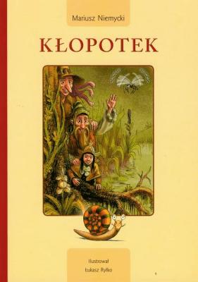 Kłopotek - NiemyckiMariusz - Książki Książki dla młodzieży