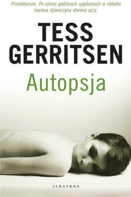 Autopsja - GerritsenTess - Książki Kryminał, sensacja, thriller