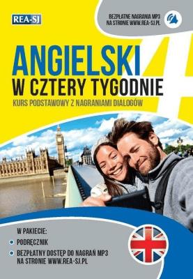 Angielski w cztery tygodnie - AlanCook, MałgorzataGłogowska - Książki Książki obcojęzyczne