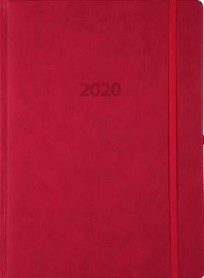 Kalendarz 2020 KK-A4DEL Dzienny Elegance MIX - Avanti - Książki Kalendarze, gadżety i akcesoria