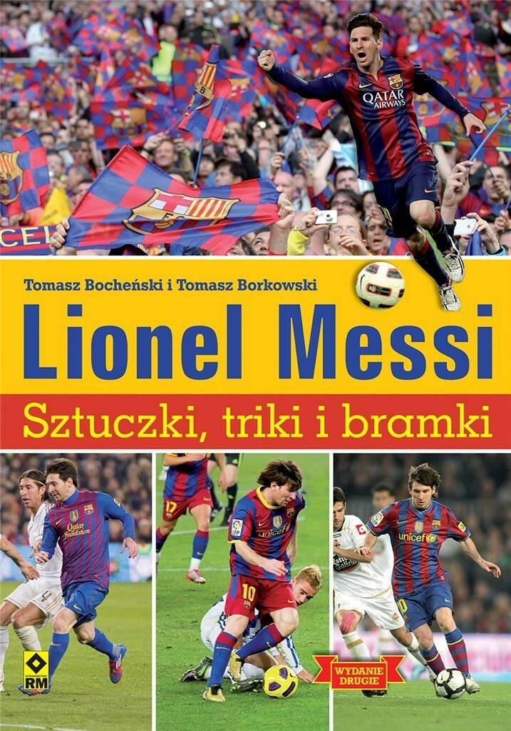 Lionel Messi. Sztuczki, triki, bramki