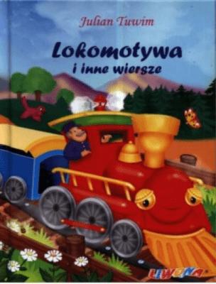 Lokomotywa I Inne Wiersze Tuwim Julian Książki Książki