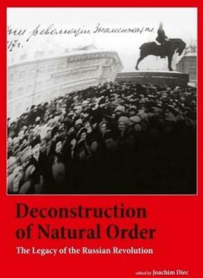 Deconstruction of Natural Order - DiecJoachim - Książki Książki obcojęzyczne