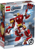 LEGO® Marvel Avengers Movie 4. Mech Iron Mana. 76140.