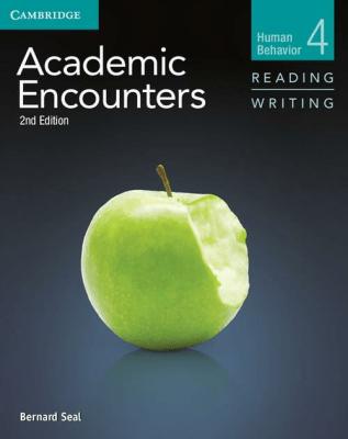 Academic Encounters 4 Student's Book Reading and Writing and Writing Skills Interactive Pack - Seal Bernard - Książki Książki do nauki języka obcego
