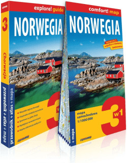 Norwegia 3w1. Explore! guide.