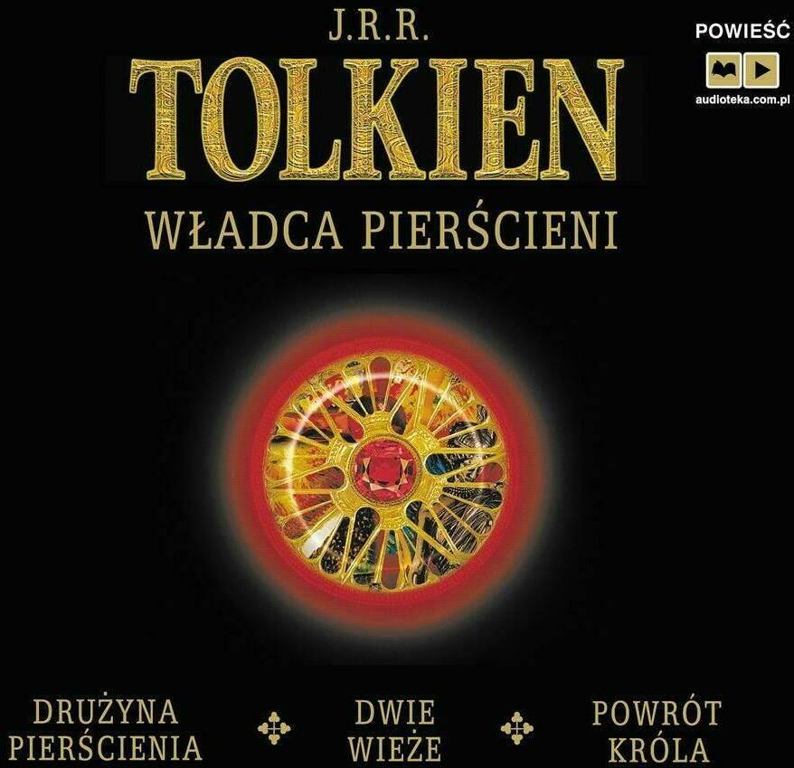 Władca Pierścieni.(audiobook)