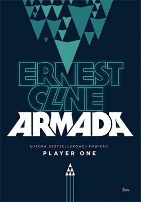 Armada - Cline Ernest - Książki Fantasy, science fiction, horror