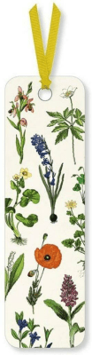Botanical Illustration. Zakładka do książki. - Museums & Galleries - Książki Kalendarze, gadżety i akcesoria