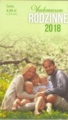 2018 Vademecum rodzinne - praca zbiorowa - Książki Kalendarze, gadżety i akcesoria