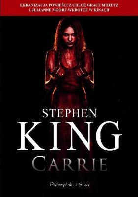 Carrie - KingStephen - Książki Kryminał, sensacja, thriller