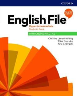 English File. Fourth Edition. Upper-Intermediate. Student's Book (Podręcznik) with online practice.