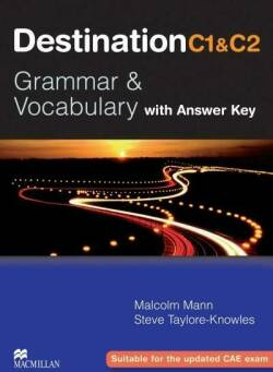 Destination C1/C2 Grammar&Vocabulary + key