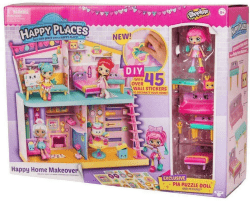 Zestaw Happy home. Shopkins HappyPlaces