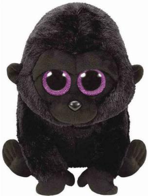 Beanie Boos George - Czarny Goryl 15cm - Ty Inc. - Książki Kalendarze, gadżety i akcesoria
