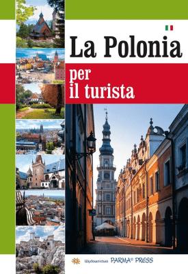 Album Polska dla turysty wersja włoska - Grunwald-KopećRenata - Książki Książki obcojęzyczne