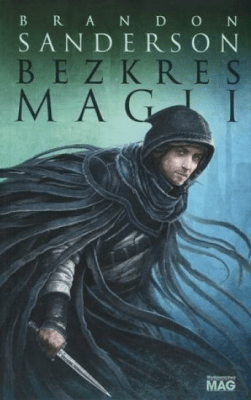 Bezkres magii - Sanderson Brandon - Książki Fantasy, science fiction, horror