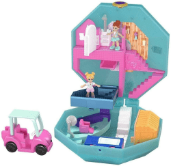 Polly Pocket. Pamperin Perfume Spa