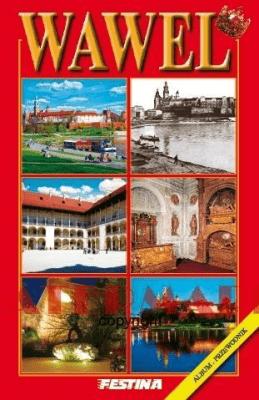 Album Wawel - mini - wersja polska - JabłońskiRafał - Książki Literatura piękna