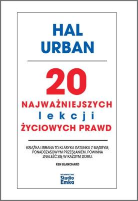 20 najważniejszych lekcji życiowych prawd. - UrbanHal - Książki Poradniki i albumy