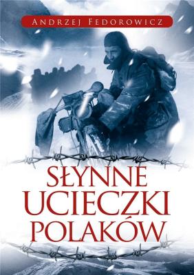 Słynne ucieczki Polaków - FedorowiczAndrzej - Książki Reportaż, literatura faktu
