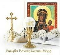 Album - Pamiątka Pierwszej Komunii Świętej - praca zbiorowa - Książki Poradniki i albumy
