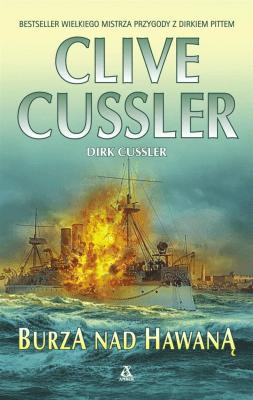 Burza nad Hawaną. - CliveCussler - Książki Kryminał, sensacja, thriller