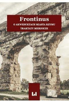 Frontinus - Pikulska-RadomskaAnna, TadajczykKonrad - Książki Książki obcojęzyczne