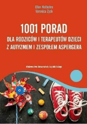 1001 porad dla rodziców i terapeutów... - NotbohmEllen, ZyskVeronica - Książki Poradniki i albumy